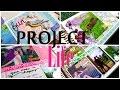 [ Project Life à ma Façon n°4 ] : Colorées & Douces
