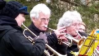 preview picture of video 'Posaunenchor Gaiberg Heilig-Abend-Blasen - Teil 2'