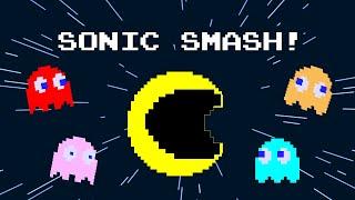 LOKMAN: Pac-Man's Maze Mayhem Madness