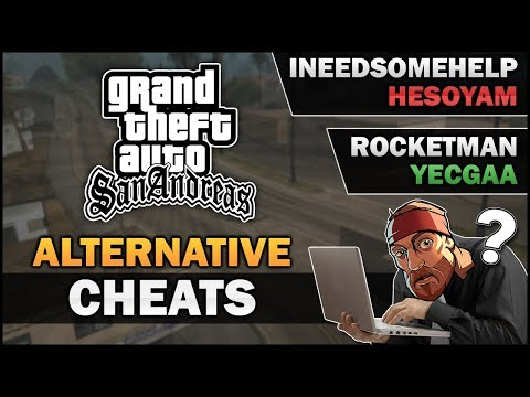 🥇 How To Add Cheats On GTA San Andreas Android | Easy