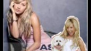 Ashley Tisdale - never gonna give you up backwards