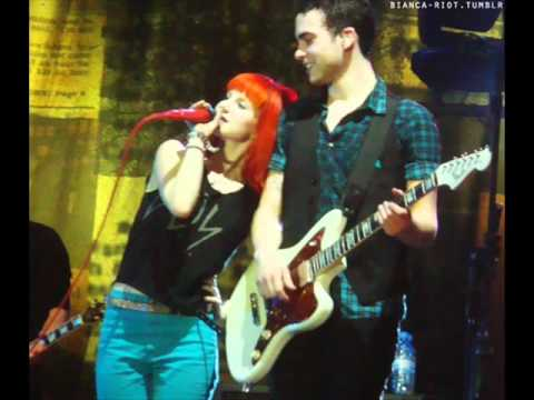 Hayley Williams and Taylor York - Tayley/Haylor part 2