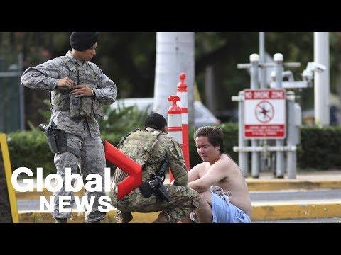 U.S. sailor kills 2, injures 1 before shooting self at Pearl Harbor naval shipyard: officials