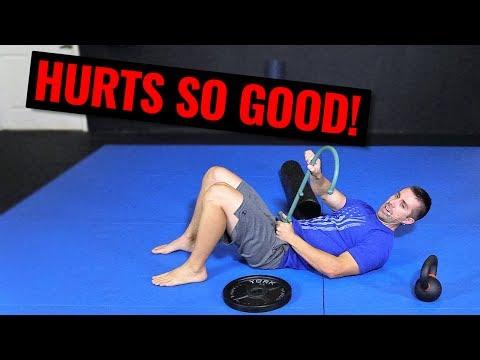 Jak dobre rozciągnięcie mięśni nóg