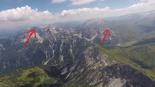 Ozone Delta 3, 109 Km FAI Dreieck Mit Geländeerklärung