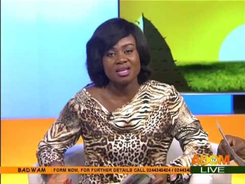 Badwam Newspaper Review on Adom TV (26-6-17)