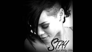 Rihanna   Stay Ft. Mikky Ekko (AUDIO)