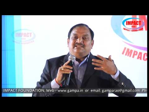 Simple Ways of Learning English| Adury Ramakrishna| TELUGU IMPACT Hyd Dec 2013