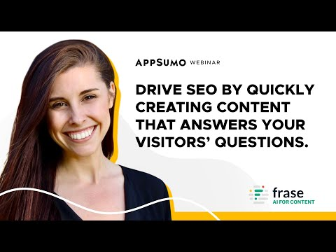 Use advanced AI to quickly create SEO-focused content that answers visitors' questions with Frase