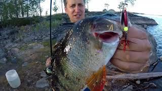 Рыбалка отдых в карелии