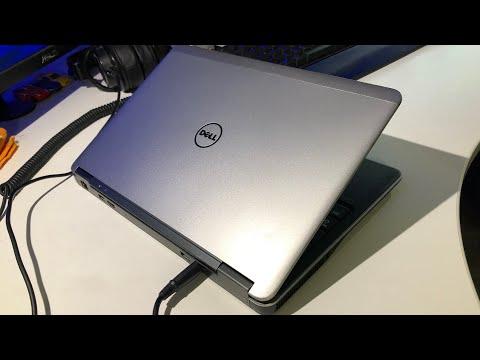 Unboxing - Dell Latitude E7240