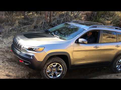 2019 Jeep Cherokee TrailHawk Off Road