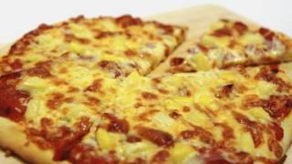 How To Make Hawaiian Pizza – Easy Ham And Pineapple Pizza Recipe