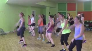 """Dance Fitness with Mercedes. """"Magalenha"""""""