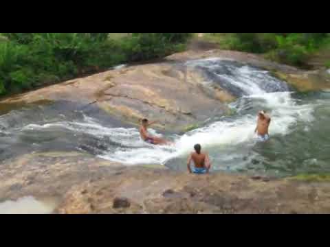 Cachoeira em Betânia