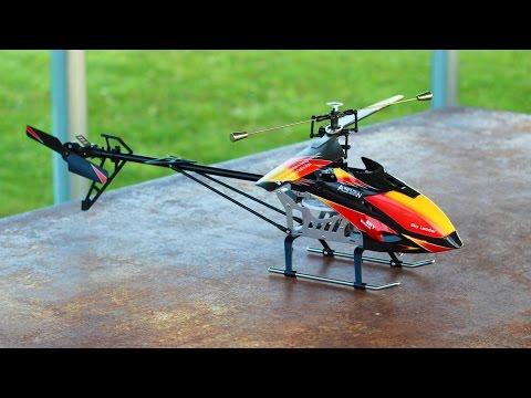 WLtoys V913 RC Helicopter – A REALISTIC Review – TheRcSaylors