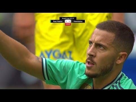 Eden Hazard vs Fenerbahce (Audi Cup 2019) HD 1080i