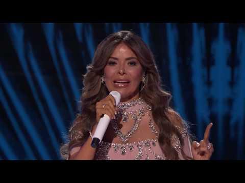 Con lágrimas, Gloria Trevi expone su vida en la cárcel en los Latin AMAs 2018