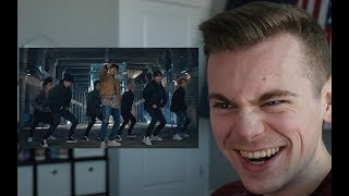 "IS HE ALRIGHT (GOT7 갓세븐 ""Never Ever"" MV Reaction)"