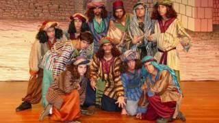 """Joseph's coat"" de Joseph and the amazing technicolor dreamcoat"