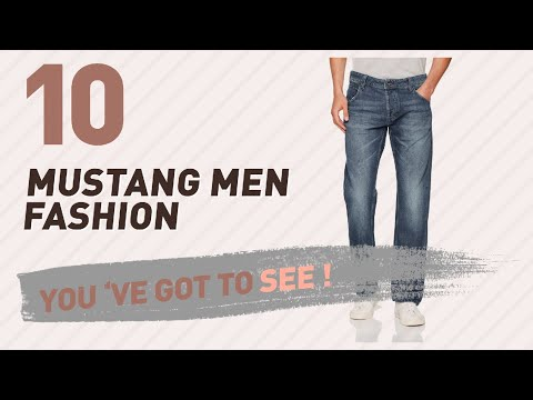 Mustang Men Fashion Best Sellers // UK New & Popular 2017
