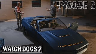 Watch_Dogs 2 - Ep 3 - SmartCar - Let's Play FR ᴴᴰ