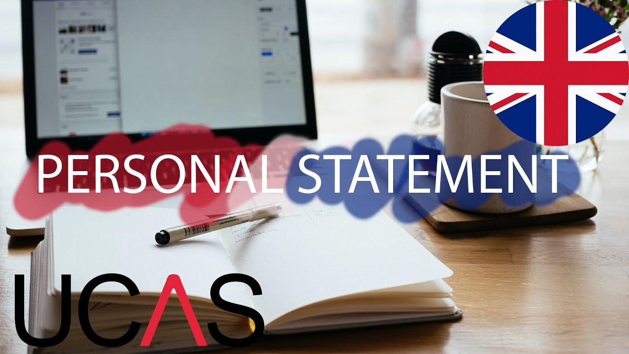 Hvordan skrivet et personal statement