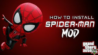 how to install spiderman mod in gta 5 in hindi - TH-Clip