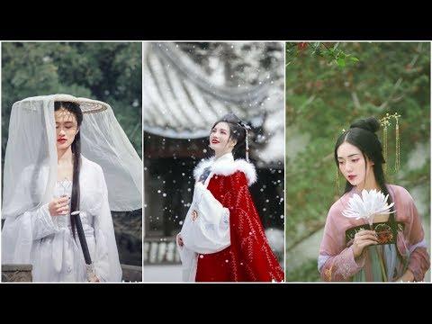 ĐẸP NHƯ TRANH với những bộ ảnh CỔ TRANG Trung Quốc