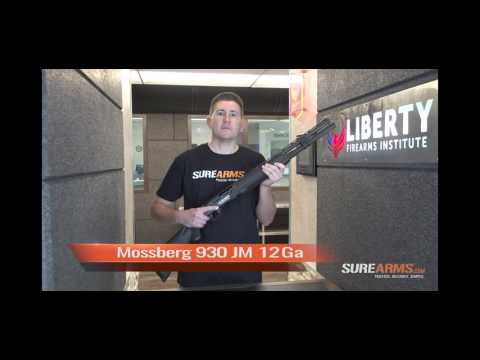 mossberg 930 jm sg shotgun demo