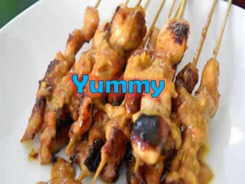 Video Edisi Spesial, Resep Sate Ayam Ponorogo