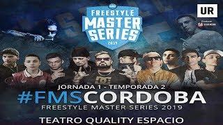 MINUTOS DE PRESENTACIÓN | FMS ARGENTINA | JORNADA 1 | #FMSCordoba | TRUENO, CACHA, SUB, PAPO, ETC