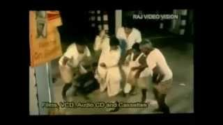 Koundamani's Vettaikaran Comedy Song (1)