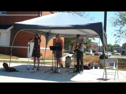 Sweet Blue Eyed Darlin by Gravel Road Acoustic Trio