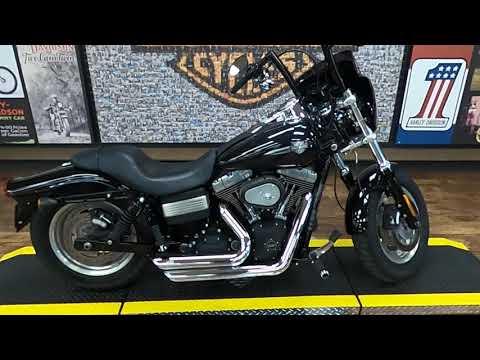 2012 Harley-Davidson Softail Fat Bob
