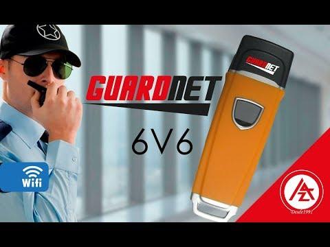 Control de Rondas 6V6 - Guardnet