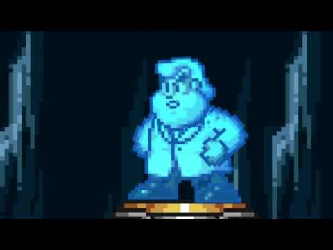 Dárek pro Mega Mana
