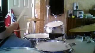 Bradydrumer-Spin Doctors-Biscuit Head-Drum Cover
