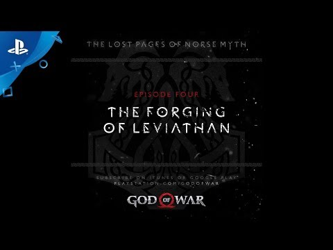 The Lost Pages of Norse Myth – Episode 4 de God of War