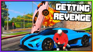 GTA 5 Roleplay - GETTING REVENGE AND NEW CAR | RedlineRP