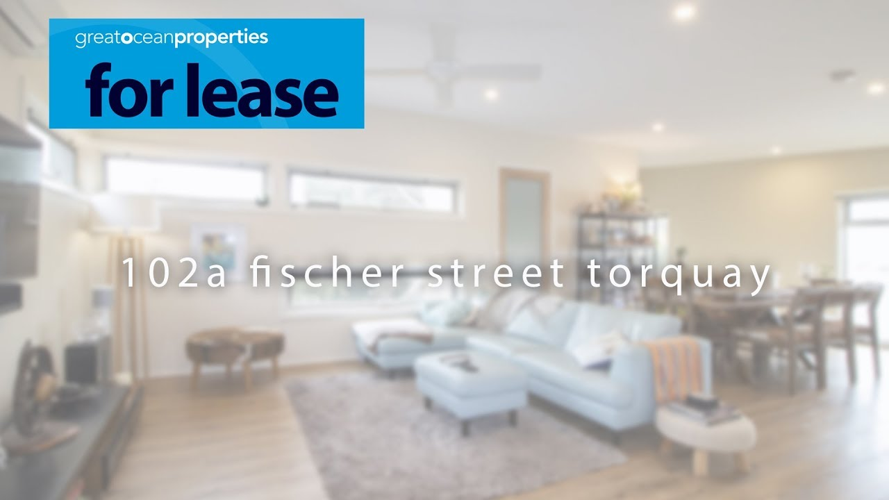 For Lease - 102A Fischer Street Torquay