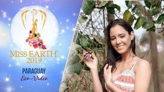 Jociani Daysi Repossi Miss Earth Paraguay 2019 Eco Video