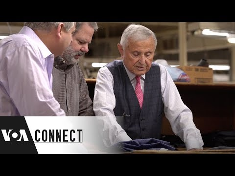 From Holocaust Survivor to Suit Maker