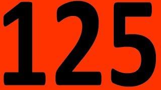 УРОК 125 АНГЛИЙСКИЙ ЯЗЫК ЧАСТЬ 2 ПРАКТИЧЕСКАЯ ГРАММАТИКА  УРОКИ АНГЛИЙСКОГО ЯЗЫКА