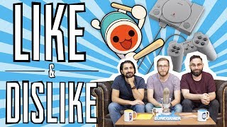 LIKE & DISLIKE: PlayStation Classic, Diablo: Immortal, Tetris Effect, Final Fantasy XV...