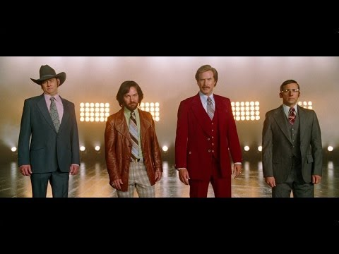 ANCHORMAN 2: THE LEGEND CONTINUES - Official Trailer - United Kingdom