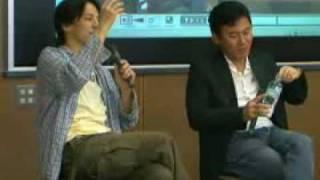 ひろゆき氏、GIGAZINEの楽天報道について三木谷社長を直撃