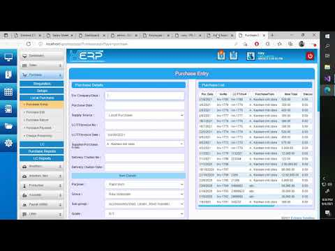 Fixed Asset Depreciation System using XERP- Demonstration of the Best Accounting & ERP Solution in Bangladesh