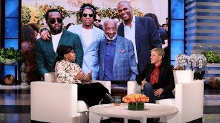 Producer Nicole Avant on Bringing a Message of Unity in 'The Black Godfather'