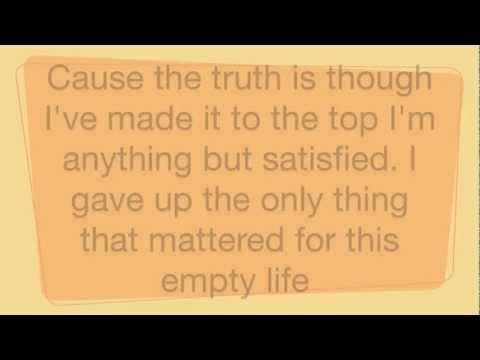 Five Minutes of Fame Lyrics~~ Barlow Girl